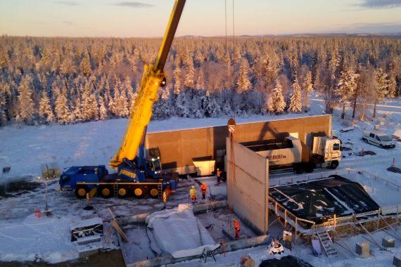 Referenssi Erträskin sähköasema, Piteå