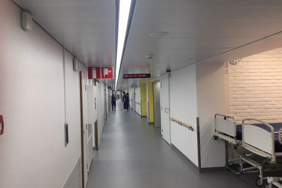 Referenssi Oulaskankaan sairaalan osasto 3