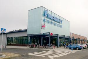 Referenssi S-Market Haapavesi